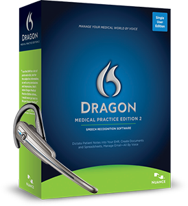Dragon Medical with Headset