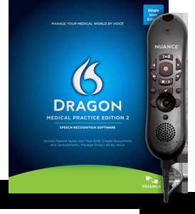 Dragon Medical with PowerMic II